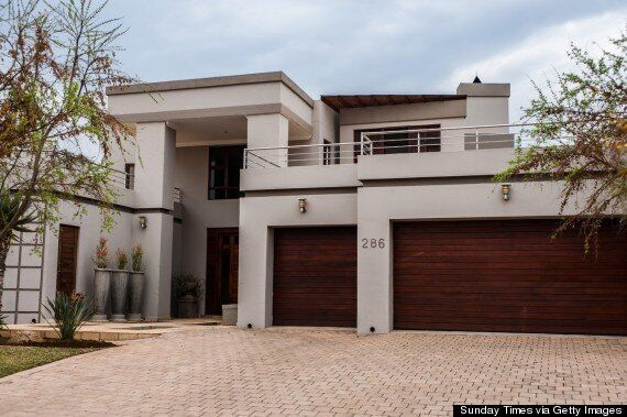 Oscar Pistorius' House Where He Shot Reeva Steenkamp Is Sold For