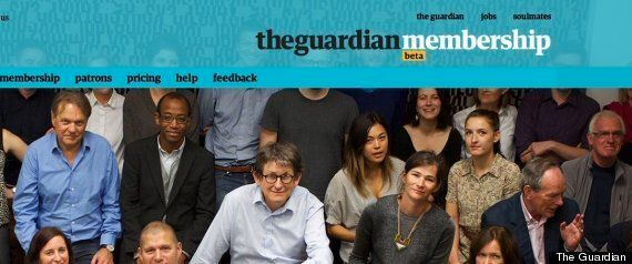 Guardian Membership: Now Other Newspapers Follow