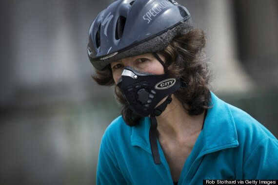 Sahara Rain Pollution Smog Could Harm Asthma Sufferers, Experts