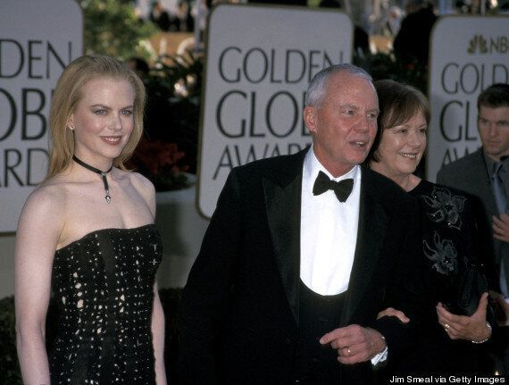 Nicole Kidman's Father Dr. Antony Kidman Dies Following A Fall During Visit To Actress's Sister In