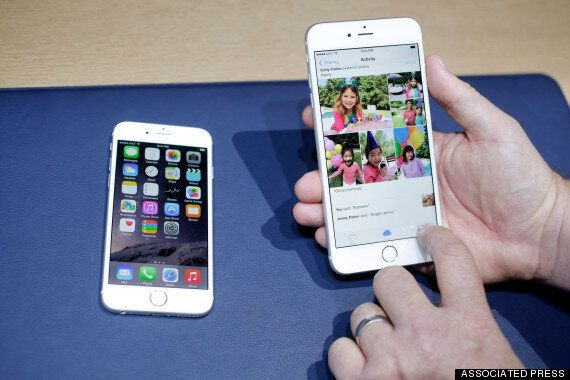 The iPhone 6 Is Selling Out