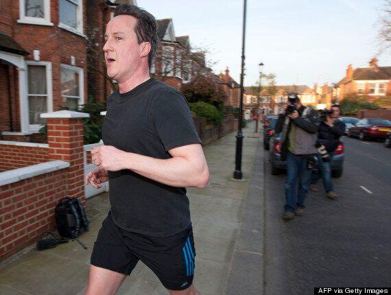 Sahara Dust Stops David Cameron's Usual Morning
