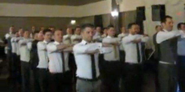 Stop All Your Wedding Dances. These Irish Guys Just Won.