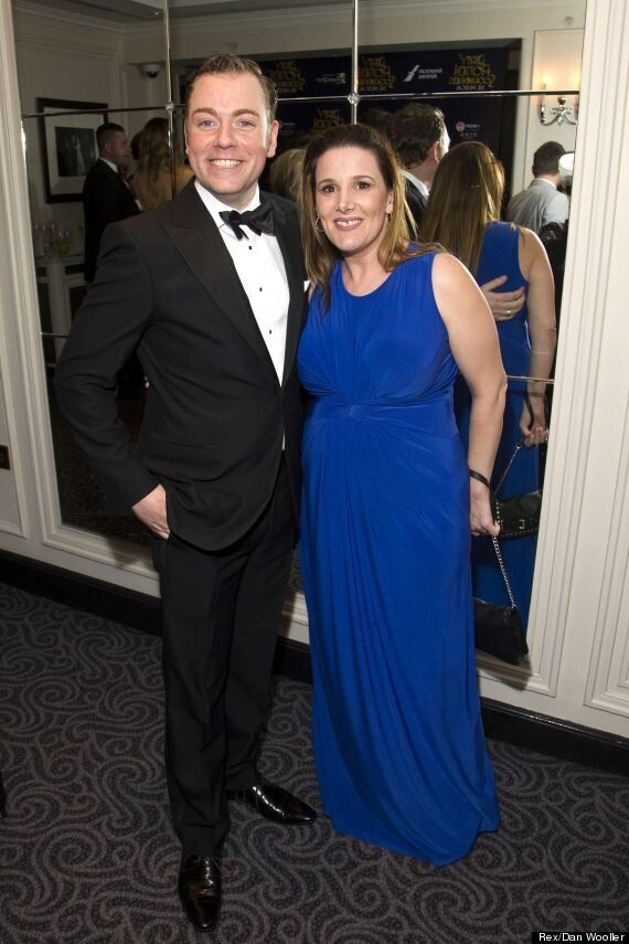 'X Factor' Winner Sam Bailey Shows Baby Bump At 'Dirty Rotten Scoundrels'