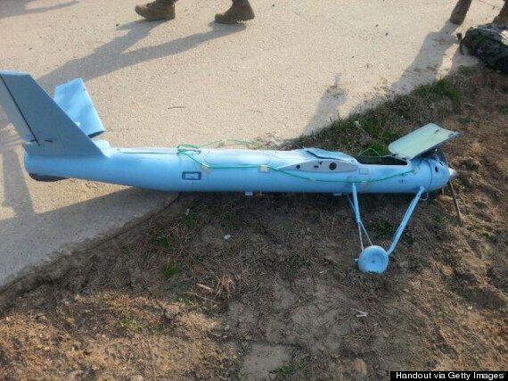 North Korea's Drones Are