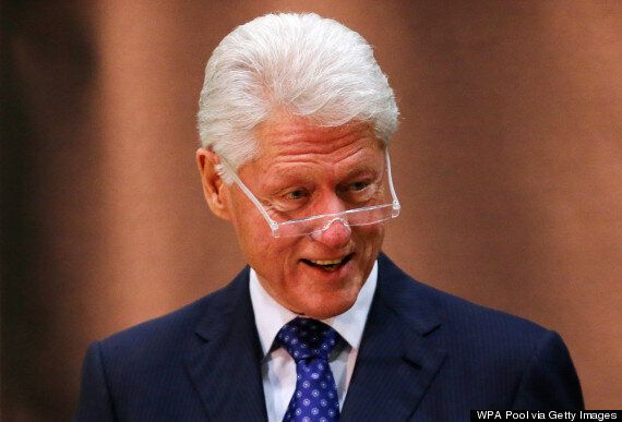 Bill Clinton On Aliens: 'I Wouldn't Be Surprised If They Visited Us But Hope Its Not Like Independence