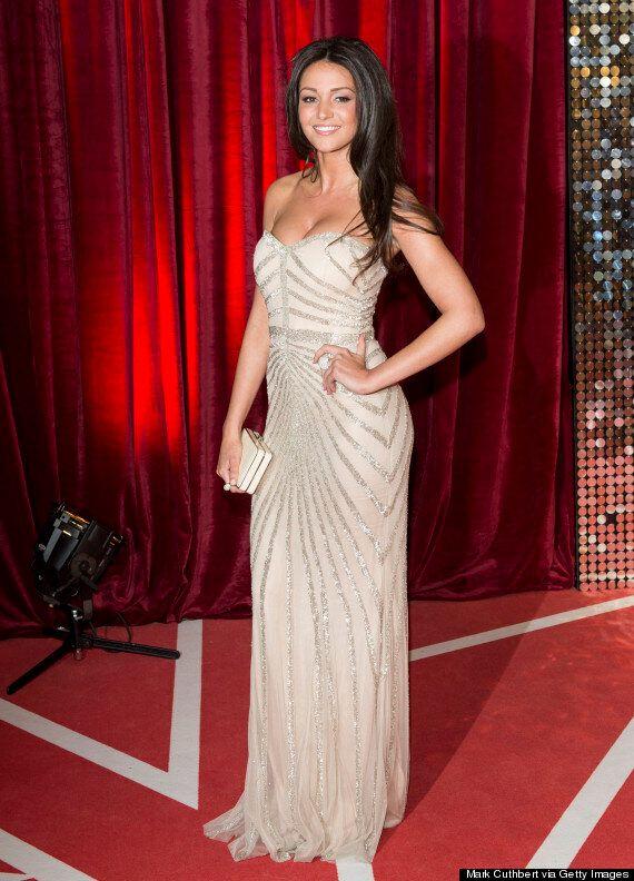 'Coronation Street' Star Michelle Keegan Films Her Last Ever Scenes, Joined On Set By Fiancé Mark
