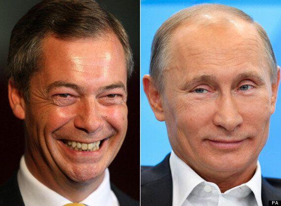 Vladimir Putin's Divorce Finalised, Freeing Him To Marry Nigel