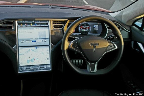 Tesla Model S Performance Plus: The Only Way Is