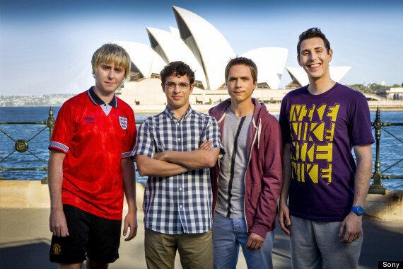 'Inbetweeners Movie 2' Funnier Than The First, Says Joe Thomas Of New Adventures Down