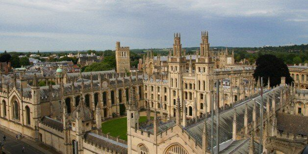 Oxford University is at number 2 in the THE World University Rankings
