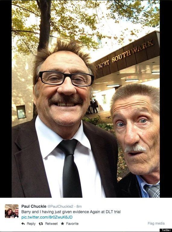 Chuckle Brothers' 'Shock' At Allegations DLT Assaulted Stagehand At Crawley
