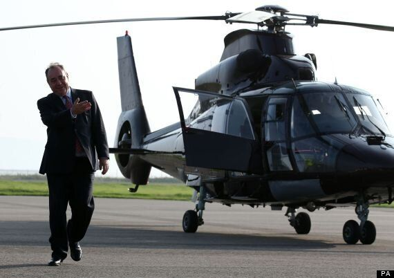 Alex Salmond: 'Scotland Will Not Be Bullied By Big Oil And Big London