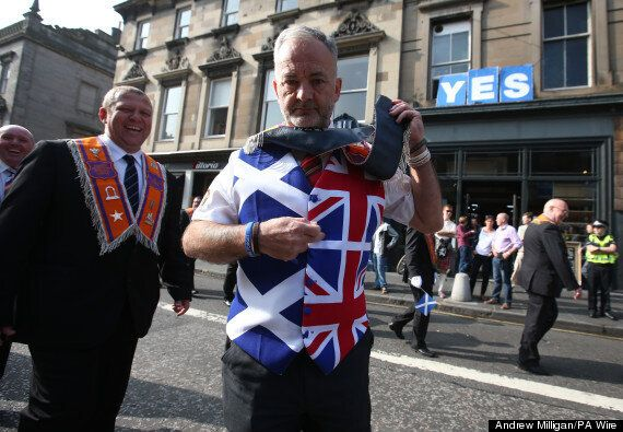 Scottish Independence: Latest Survation Poll Gives No Campaign Eight Point