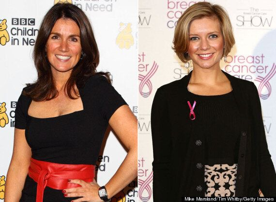 'Strictly Come Dancing' Star Rachel Riley Says She Won't Be Taking Susanna Reid's 'BBC Breakfast'