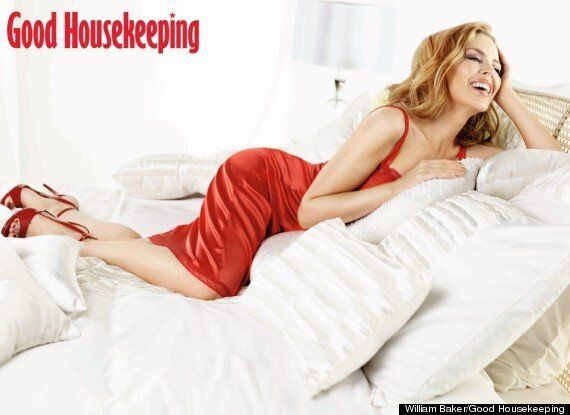Kylie Minogue Opens Up About Her Split From Andres Velencoso To Good Housekeeping