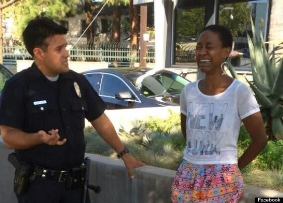 Black Actress 'Mistaken For Prostitute' And Arrested After She Kissed Her White