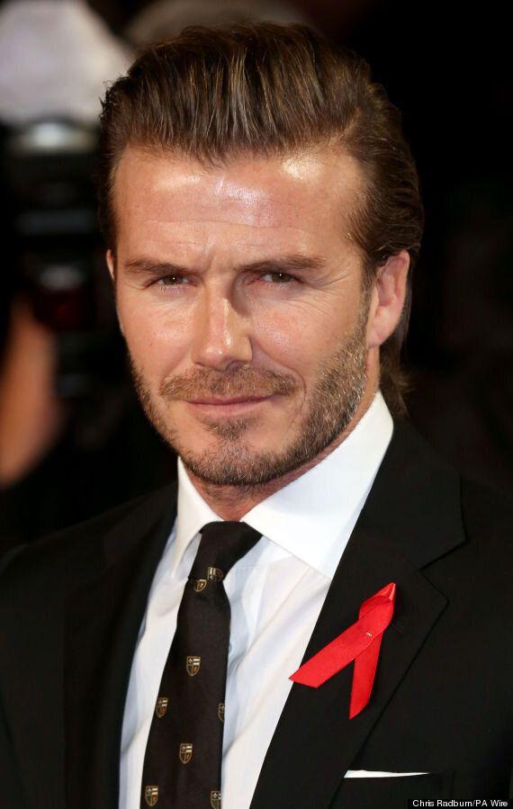 David Beckham Backs No Campaign In Scottish Independence