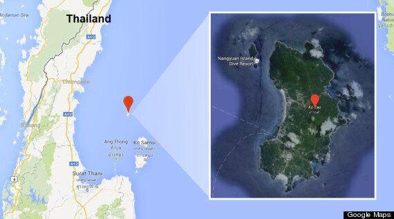 Naked British Tourists Found Dead On Beach In Thailand