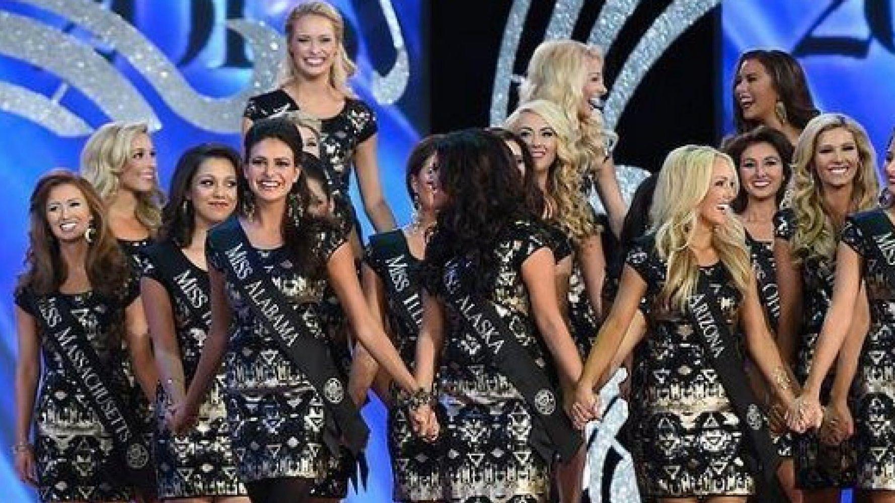 Miss America Fall Panties