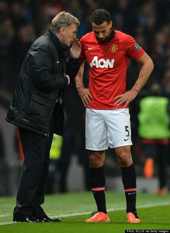 David Moyes Angered Manchester United Players Over Chip Ban, Says Rio