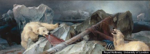 Why Do So Many Students At Royal Holloway Fear Edwin Landseer's Eerie