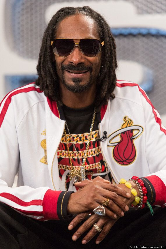 Snoop Dogg 'Tweets And Instagrams Homophobic Slur' Before Deleting The Post Minutes