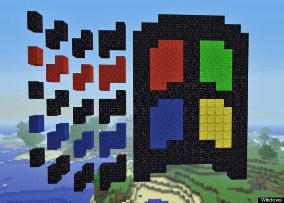 Microsoft Buys Minecraft Developer for