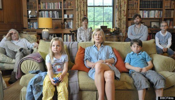 David Tennant, Rosamund Pike Star In 'What We Did On Our Holiday' (Exclusive