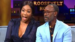 Tiffany Haddish Is Remarkable At Guessing Who's Tall And
