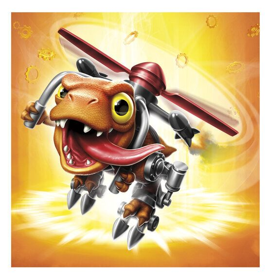 Designing and Drawing Skylanders With I-Wei