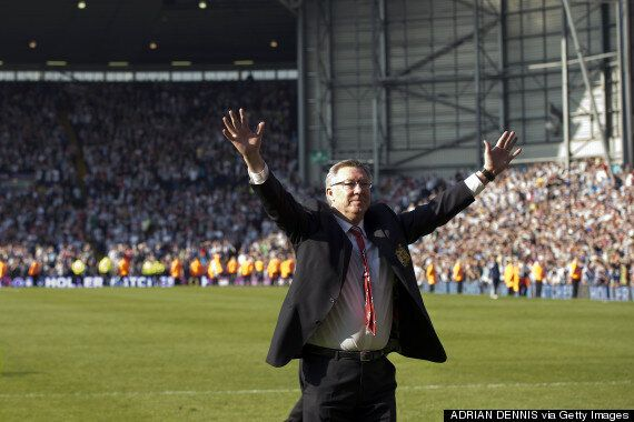 Sir Alex Ferguson, Former Manchester United Manager, To Teach At