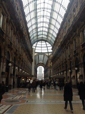 Life in the Arts Lane - Week 69 - Milan to Coombe