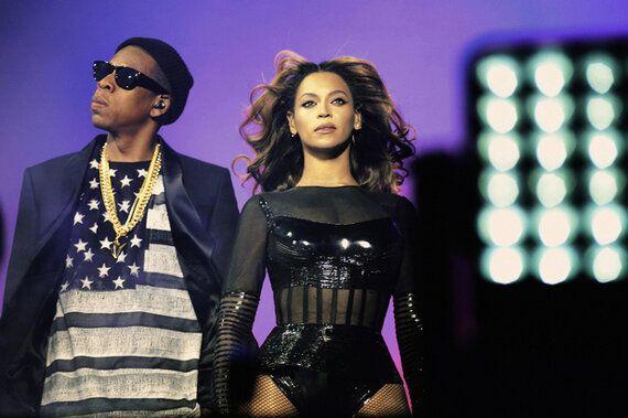 Beyoncé and Jay-Z On the Run Tour - Paris