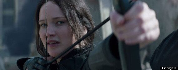 Jennifer Lawrence Returns As Katniss Everdeen In 'Hunger Games - Mockingjay' New Trailer