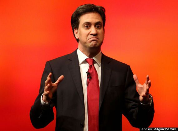 Ed Miliband Is Not Weird Say Labour Front-Bench