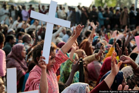 Christian Couple Sentenced To Death For Insulting Prophet Mohammed In Alleged Text In