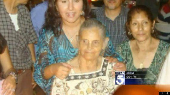 Elderly Woman, Maria de Jesus Arroyo, 'Frozen Alive In Hospital