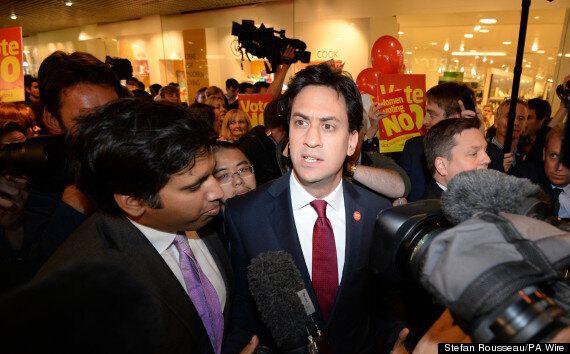 Ed Miliband Heckled In Edinburgh, Attacks 'Ugly Side' Of Scottish Independence Campaign