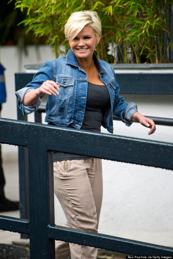 Kerry Katona Gives Birth To Fifth Child, Welcomes Baby Girl To Partner George