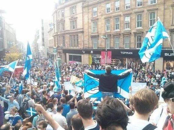 Scottish Independence and the Politics of Justified