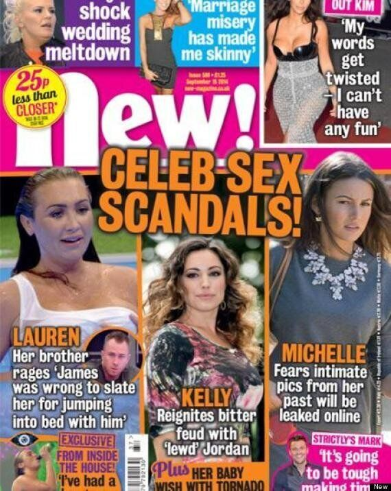 Lauren Goodger Says She's Too Famous To Go To The Gym In Case She's 'Mobbed', Following 'Celebrity Big...