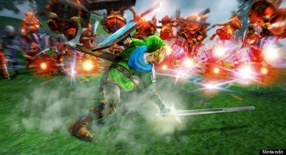 'Hyrule Warriors' Review: Zelda, But Not As You Know
