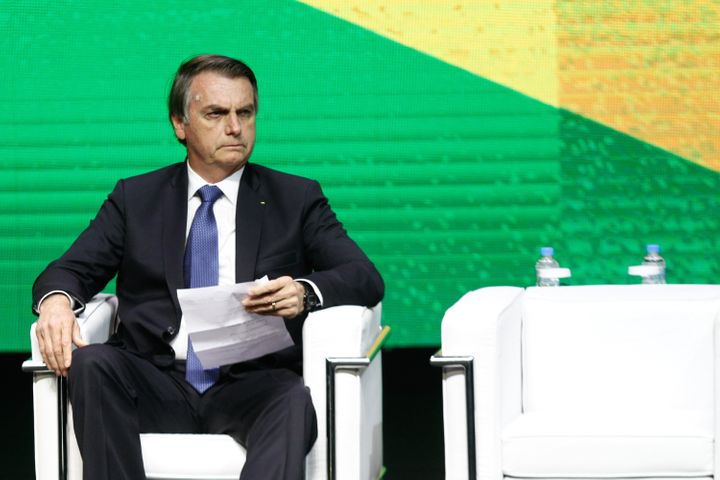 Brazil's president, Jair Bolsonaro, said he believes Neymar, who has denied an accusation of sexual assault.