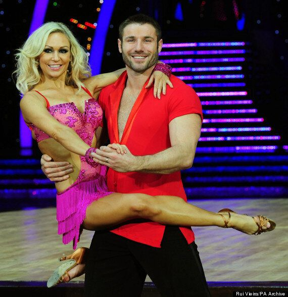 'Strictly Come Dancing' Curse Strikes As Ben Cohen Splits from Wife Of Eleven