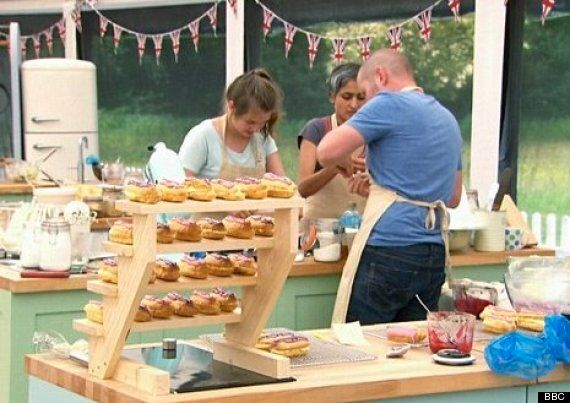 'Great British Bake Off' Review - Pastry Panics In Week 7 Meant Kate Went Home, Despite Martha's