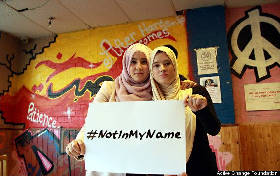Meet The Young British Muslims Rejecting ISIS With Their #NotInMyName