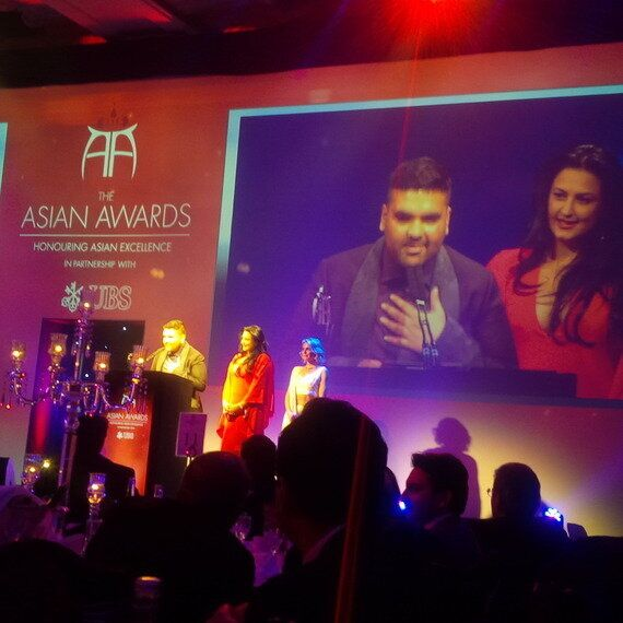 Asian Awards Show Global Power