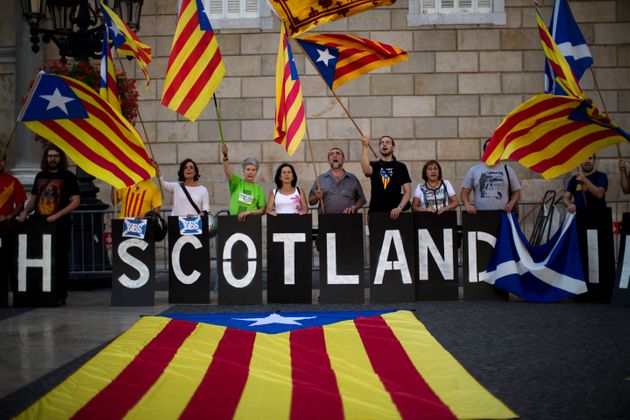 Scottish Independence: 'Revolutionary Tourists' Seek Inspiration From