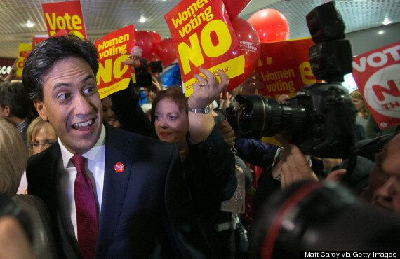 Scottish Independence: 'Lacklustre' Labour Must Learn Lessons From The 'Negative' No
